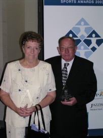 2004 - NSW Sport Federation Distinguished Long Service Award